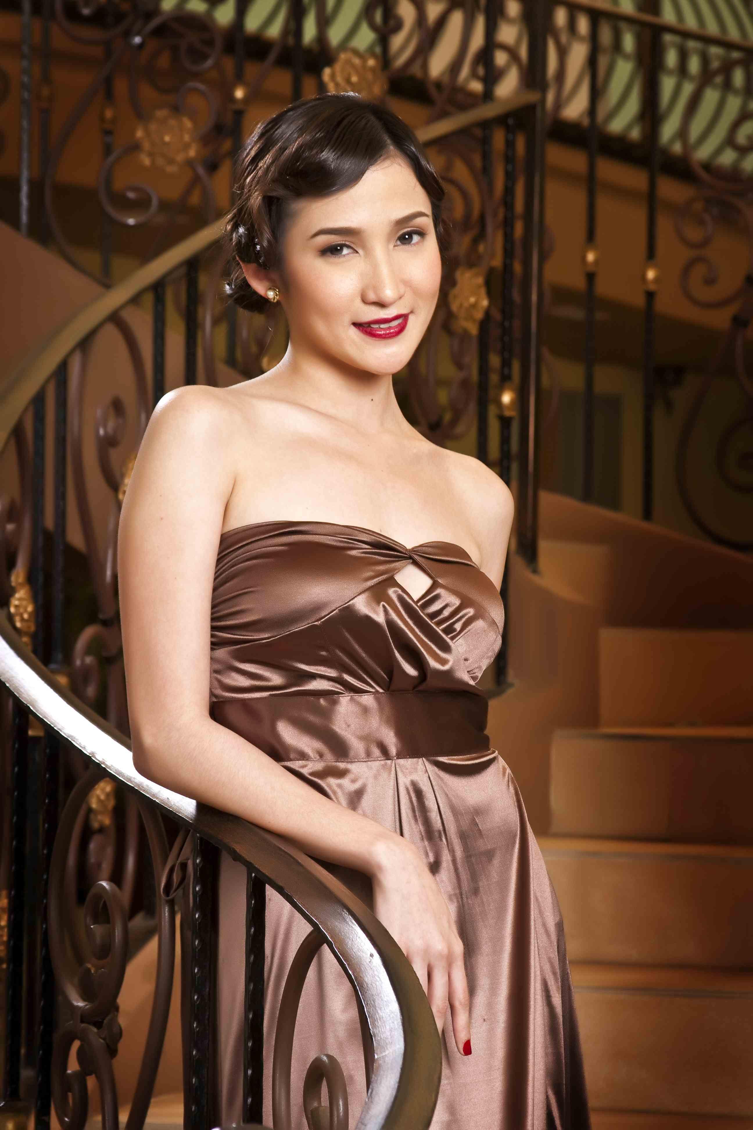 philippines bridal designer manila bridal entourage camille garcia