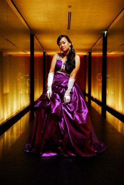 Divine Debutantes: Moira – Camille Garcia Bridal Couture