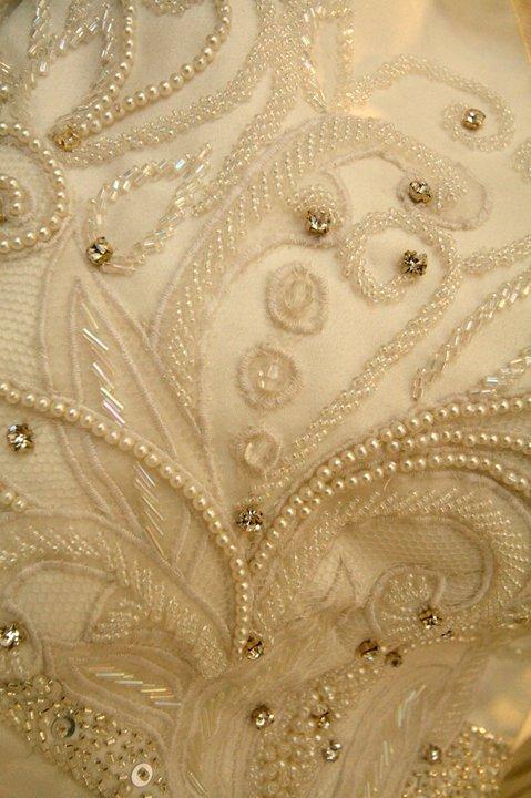 Camille Garcia Wedding Gown