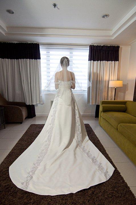 Camille garcia Beaded Wedding Dress