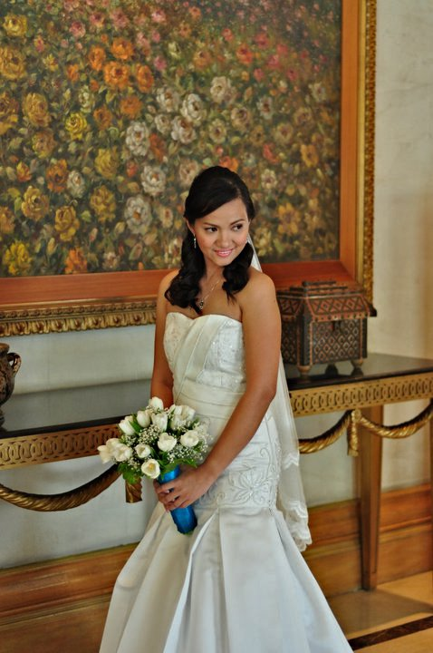 Camille Garcia Wedding Dress Mermaid