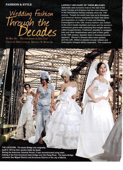 Camille Garcia Wedding Dress