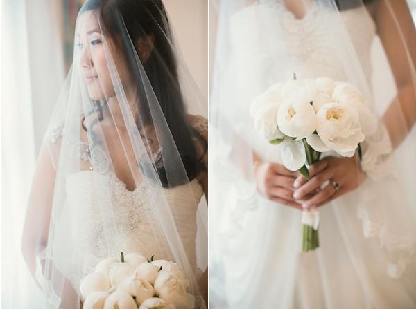 Blushing Bride Bryn