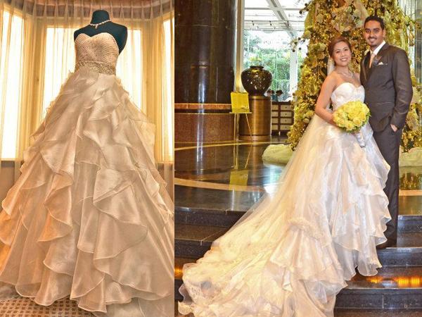 Blusing Bride: Denesse