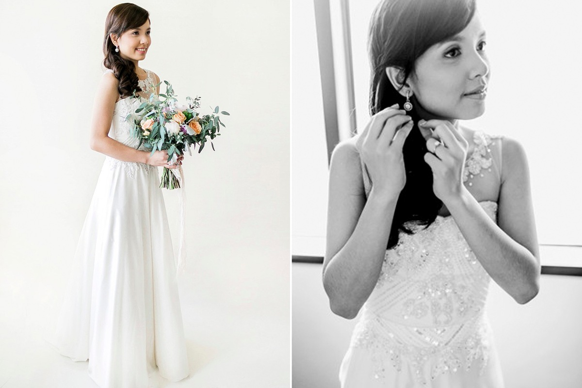wedding gown designer philippines – Camille Garcia Bridal Couture