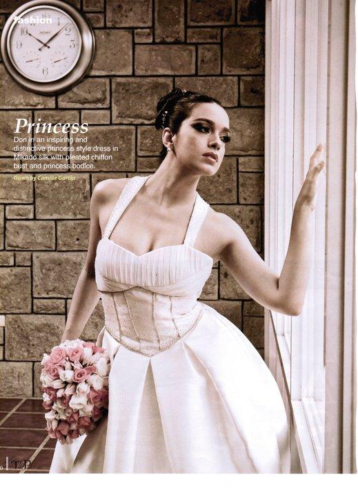 Camille Garcia Bridal in Wedding Planner