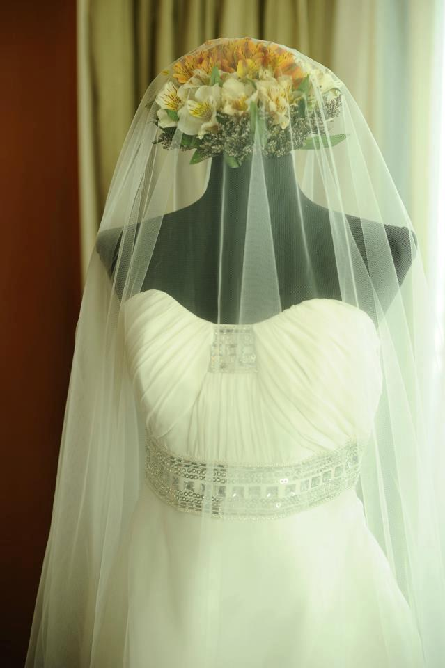 Camille Garcia Wedding Dress