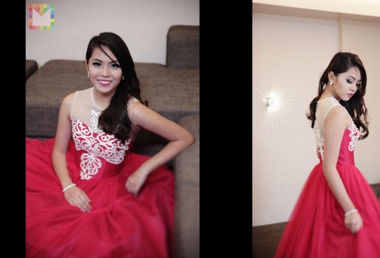 Gorgeous Debutante: Ivy