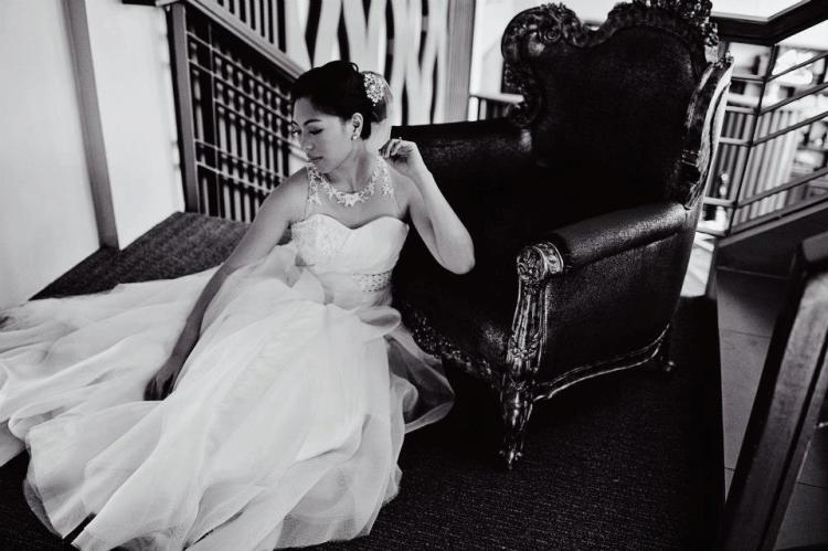 Camille Garcia Bridal Gown