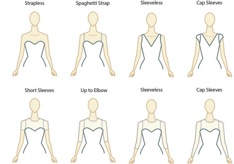 Decode the Dress_Sleeves