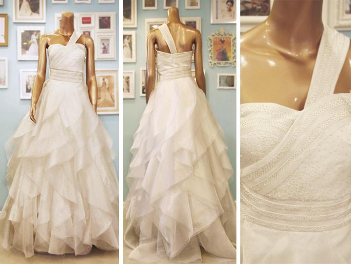 Camille Garcia Bridal Gown Manila