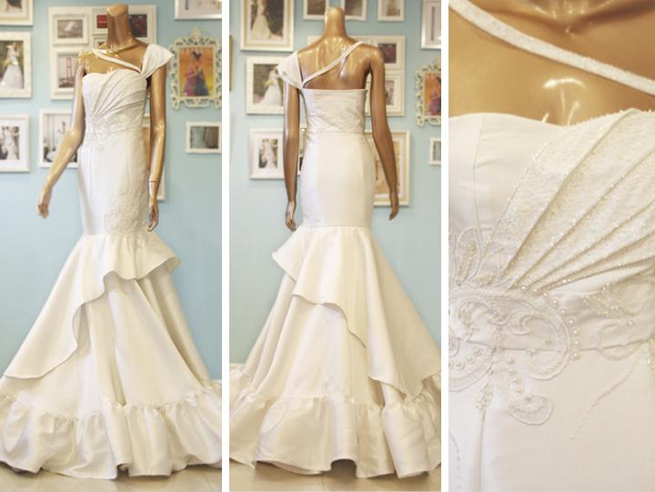 Camille Garcia RTW Bridal Gown Manila