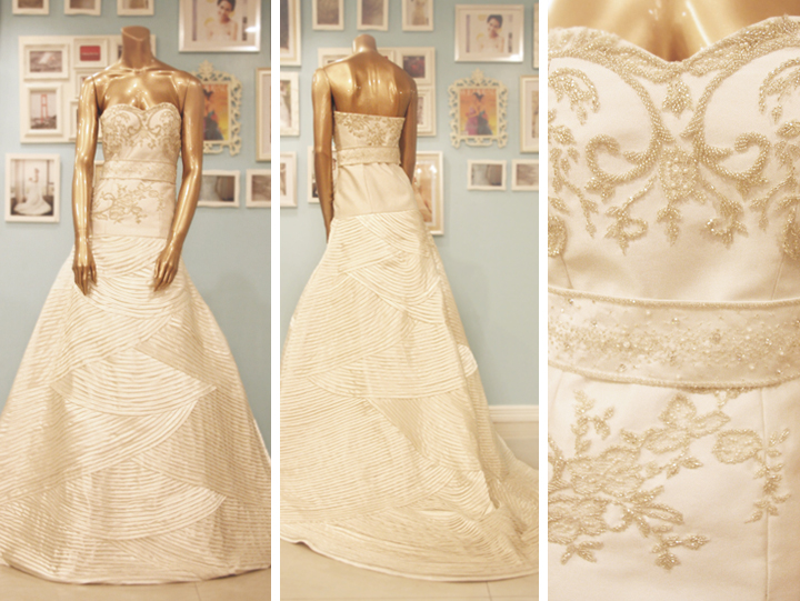 Camille Garcia RTW Wedding Dress Manila