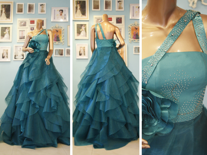 Camille Garcia RTW Debut Gown Manila