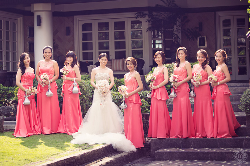 Our Wedding Featured in Ruffa+Mike Photography – Camille Garcia ...