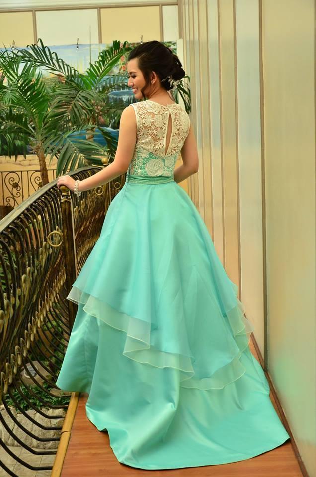 Camille Garcia Debutante Gown