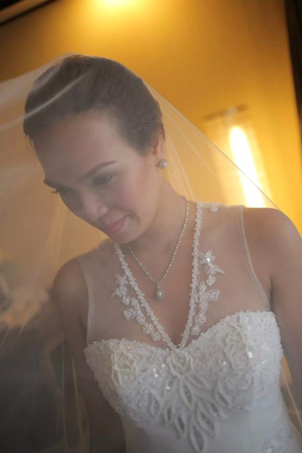 Camille Garcia Bride Elaine