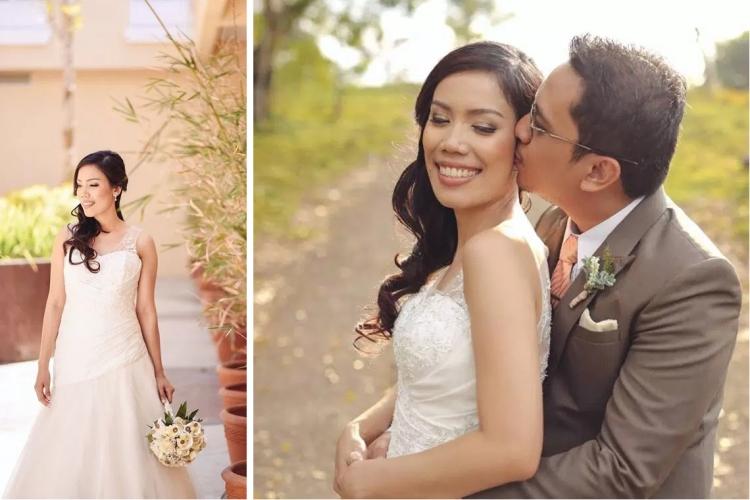 Camille Garcia Tagaytay Wedding Abigail
