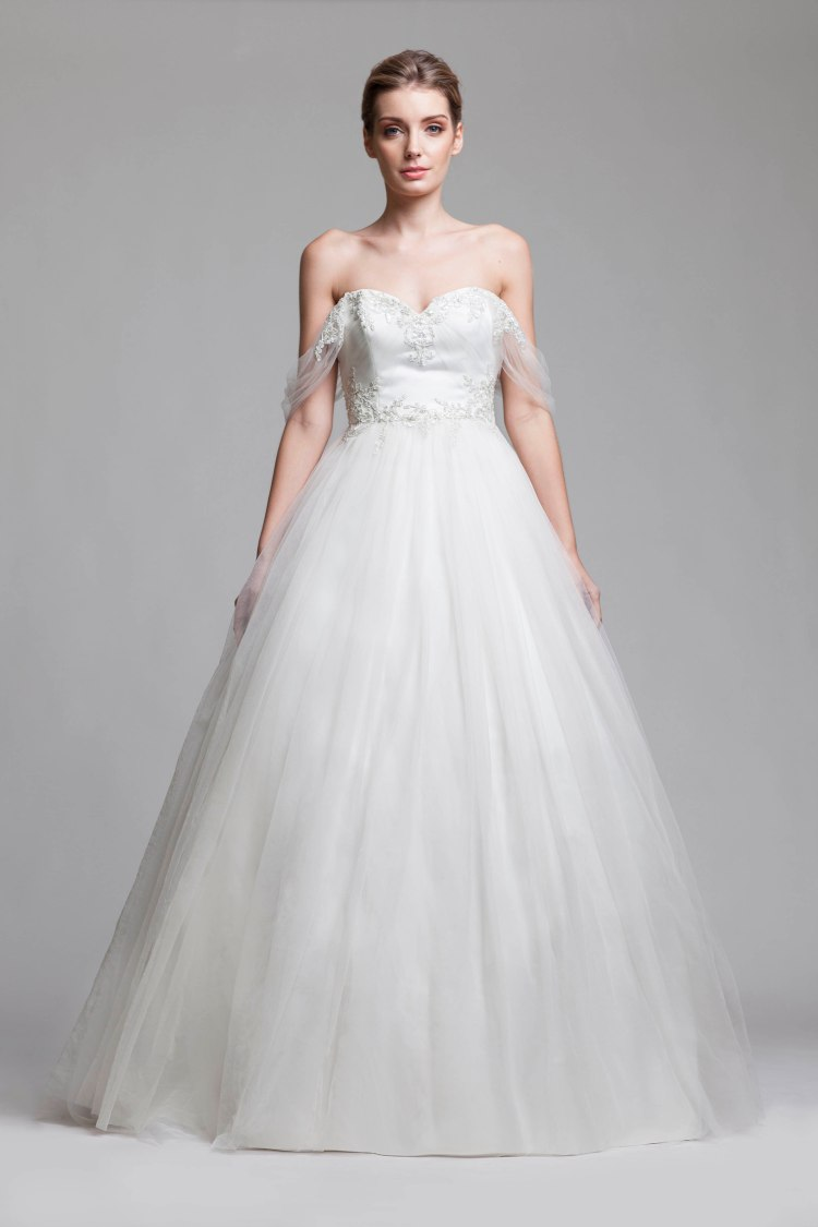 Camille Garcia RTW Wedding Dress