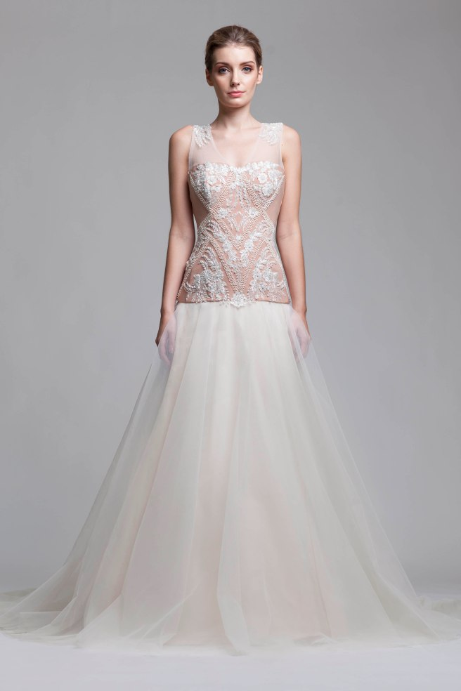 Camille Garcia RTW Wedding Gown