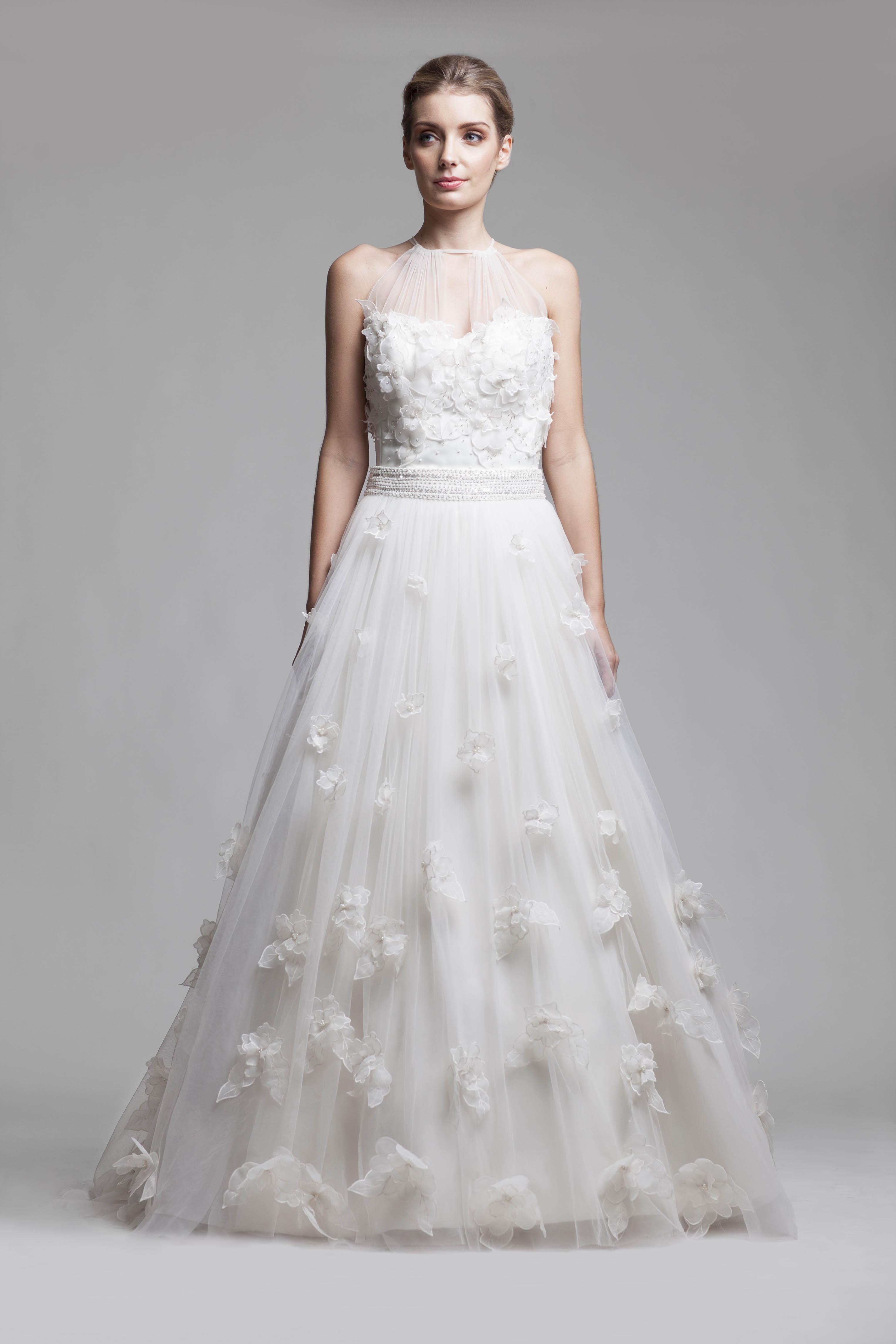 2015 Fleur Collection – Camille Garcia Bridal Couture