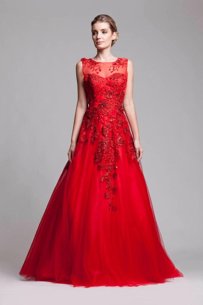 Tinghun Gown Camille Garcia Bride