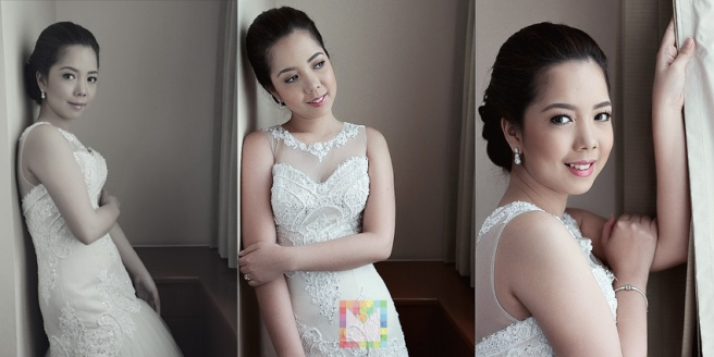 Rtw Wedding Gown by Camille Garcia