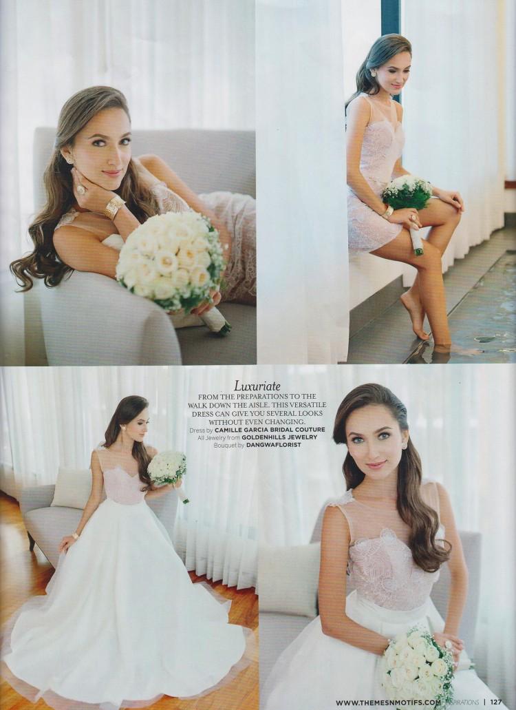 Camille Garcia Bridal Gown