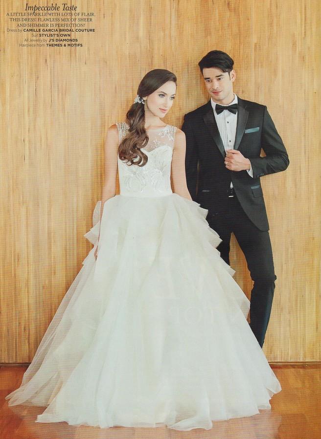 Camille Garcia RTW Bridal Gown