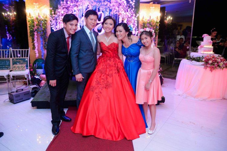 debut gown designer manila